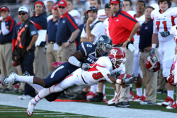 Fresno State Indefinitely Suspends WR