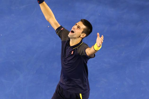 Djokovic Wins Fourth Dubai Crown