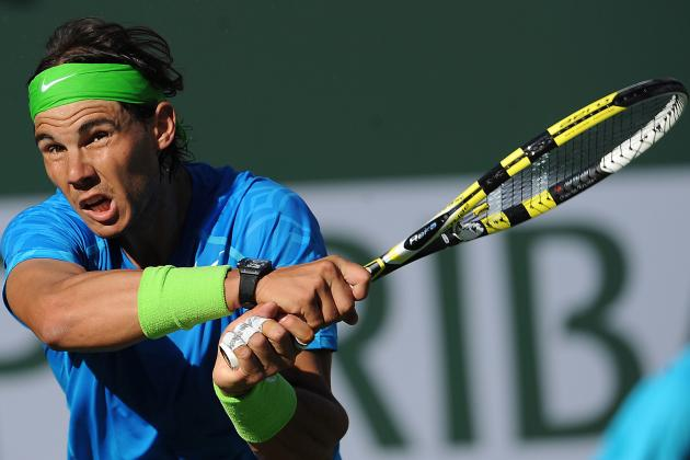 Rafael Nadal to Benefit from 2013 BNP Paribas Showdown at Madison Square Garden