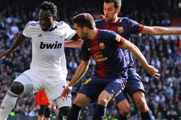 Barcelona's Woeful Defending Continues in Clasico Loss to Real Madrid