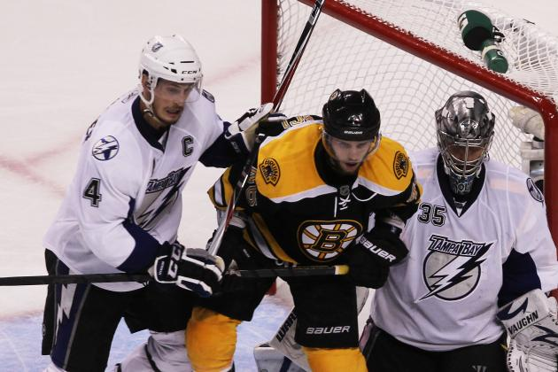 ESPN Gamecast: Tampa Bay Lightning vs. Boston Bruins
