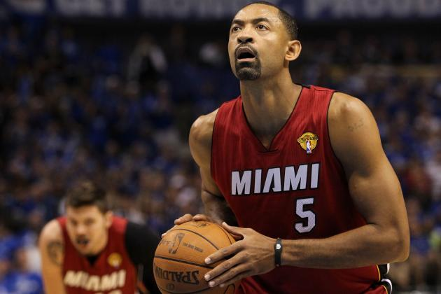 NBA News: Juwan Howard Not the Answer for Miami Heat's Defensive Woes