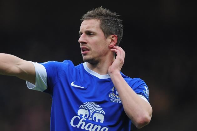 Everton Defender Jagielka Set for Surgery