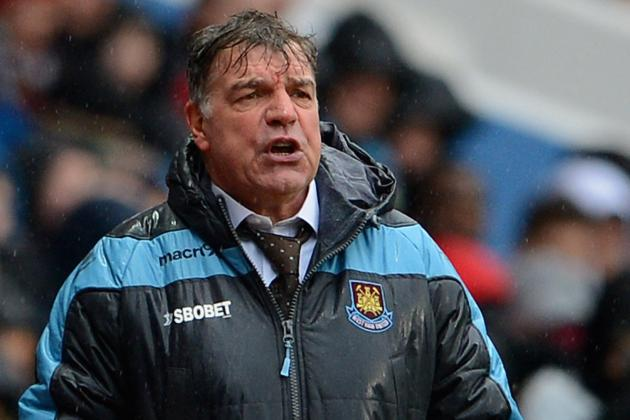 Sam Allardyce Hails West Hams Win over Stoke in the Premier League