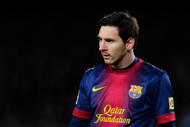 Lionel Messi: Barca Star Not to Blame for Club's Recent Struggles