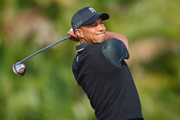 Tiger Woods Shoots Third Straight 70, Remains Way Back at Honda Classic