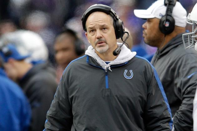 Chuck Pagano: Read-Option Will Be Slowed with Study