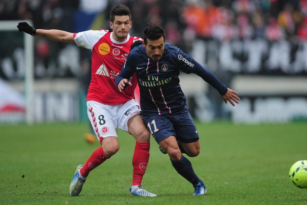 PSG Slump to Shock Defeat in Reims
