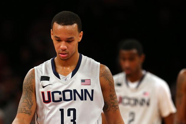 Shabazz Napier Not in Starting Lineup vs. Cincinnati