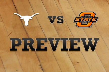 Texas vs. Oklahoma State: Full Game Preview