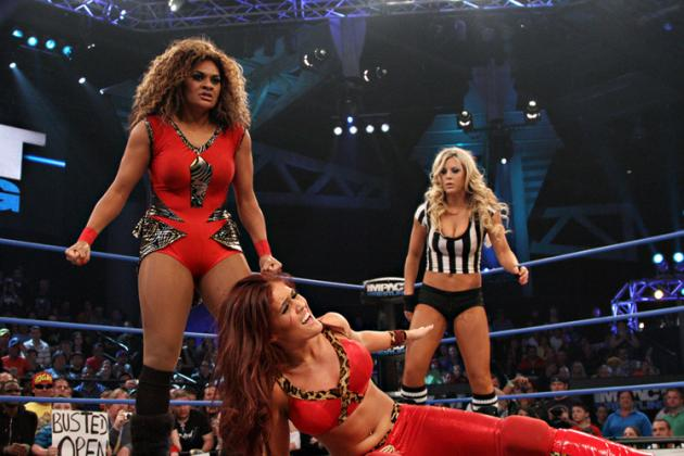 TNA Gut Check: Does Ivelisse Velez or Lei'd Tapa Deserve an IMPACT Contract?