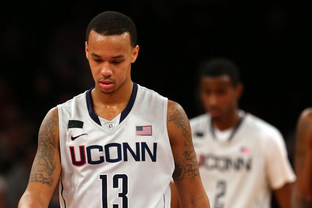 Shabazz Napier to Miss 1st Game of Career Due to Foot Injury