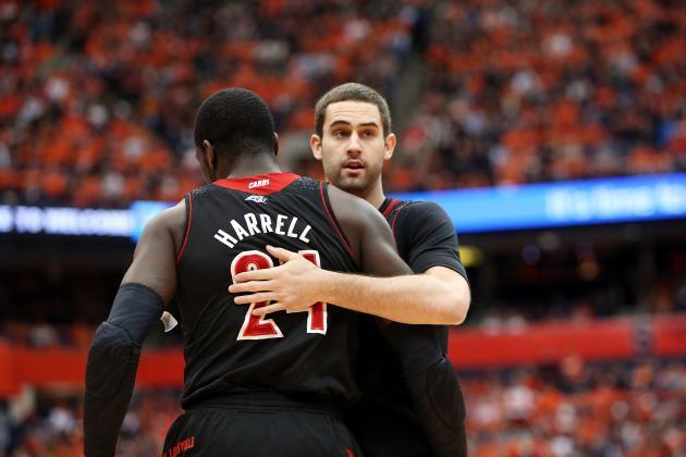 Luke Hancock Is Hero in Louisville Win over Syracuse, but Siva Concerns Remain
