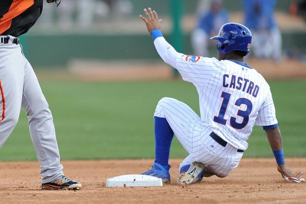 Starlin Castro out 1 Week After MRI on Hamstring