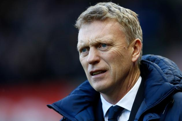 David Moyes Hails Steven Pienaar and Kevin Mirallas After Everton Beat Reading
