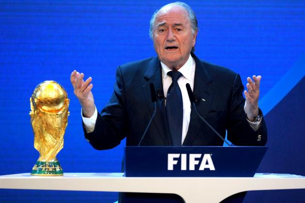 FIFA Considering Moving 2022 World Cup in Qatar to Winter