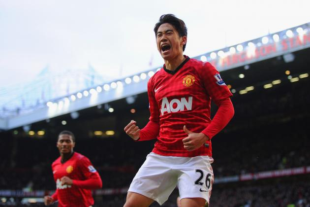 Will Kagawa Start for Manchester United vs. Real Madrid? Should He?