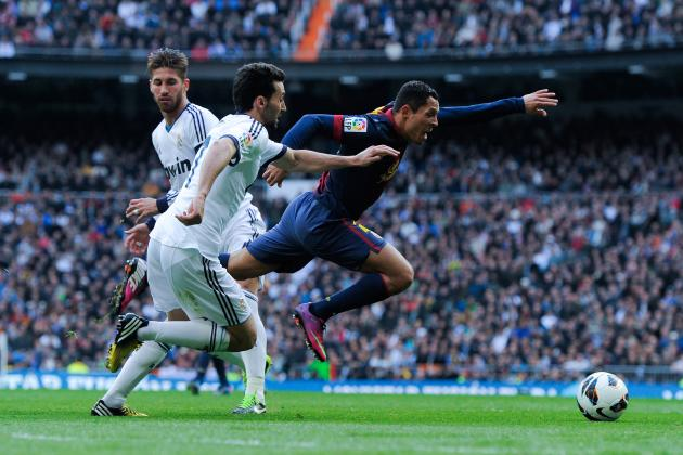 Barcelona vs. Real Madrid: Best and Worst Performances from Clasico Match