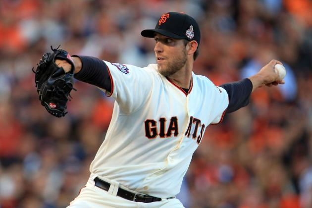 Madison Bumgarner: How the Giants Lefty Can Take Another Leap Forward in 2013