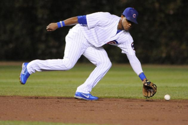 MRI on Starlin Castro Shows Minor Hamstring Inflammation