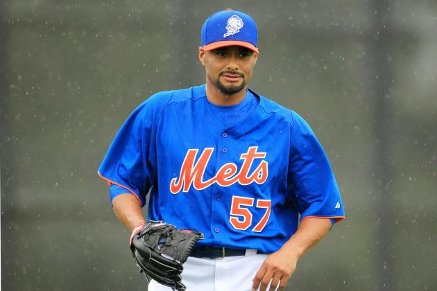 Mets: Santana Wasn't in Pitching Shape When He Got to Camp