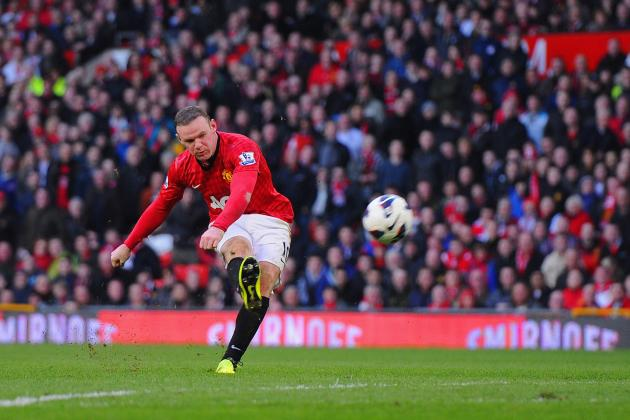 Wayne Rooney Has Manchester United Poised for EPL Championship Run