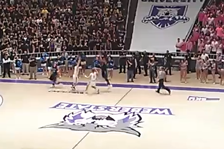 Utah High Schooler Wins Playoff Game with Half-Court Buzzer Beater in OT