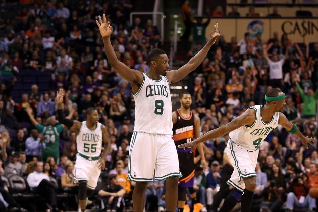 T-Will Finds His Way with Celtics