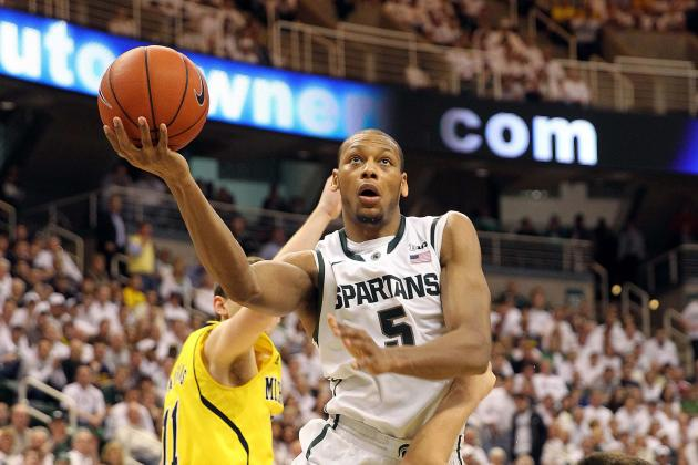 Adreian Payne's Hard Work Has Made Him Legit NBA Prospect