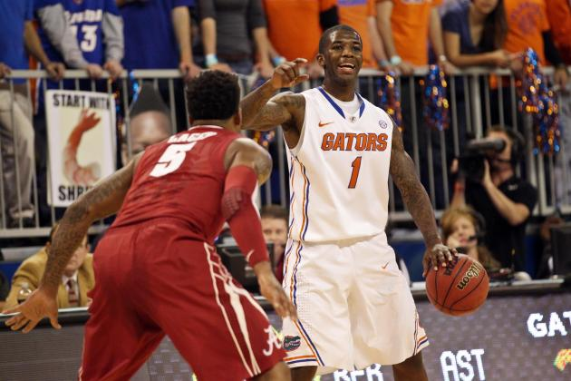 Florida Basketball: Do Gators Have Mettle to Prevail in Clutch?