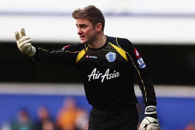 QPR Boss Harry Redknapp Praises Rob Green for Vital Save in Win at Southampton
