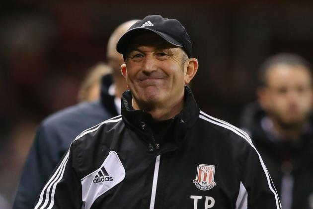 Stoke Boss Tony Pulis Bemoans West Ham's Winner