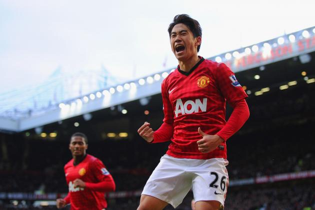 Why Shinji Kagawa Was Manchester United's Best Player Against Norwich