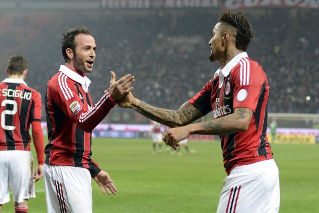 Live: AC Milan vs. Lazio