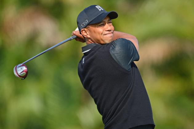Tiger Woods' Game in Better Shape Than Meets the Eye at Honda Classic