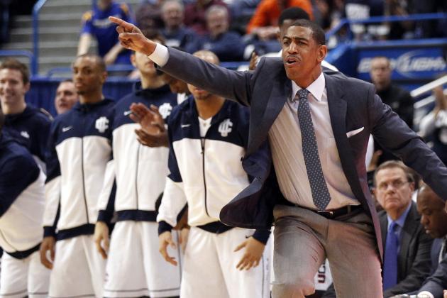 UConn Men, Without Napier, Fall Short At Cincinnati