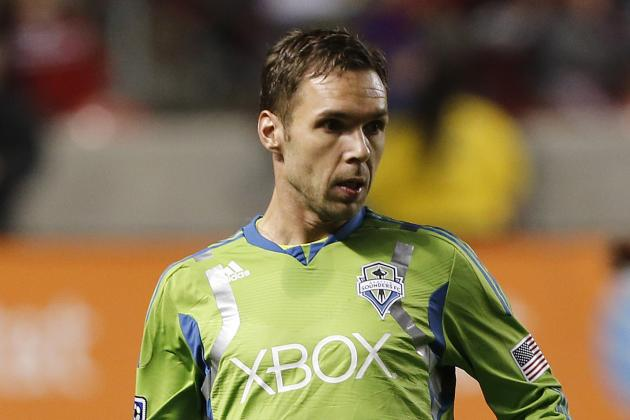 Sounders and Tiffert Part Ways