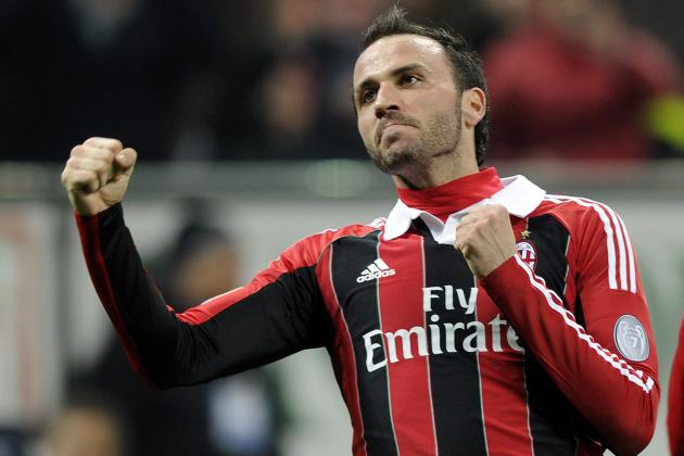 World Football Highlights: AC Milan Takes Down 10-Man Lazio, 3-0, at San Siro