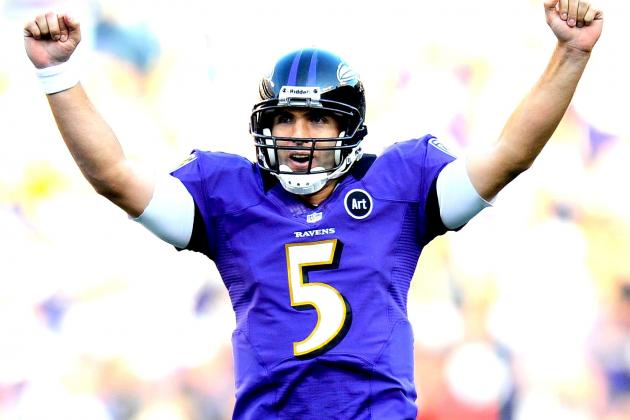Timing is the Key to Joe Flacco's Record-Setting Contract