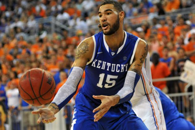 Breaking Down Willie Cauley-Stein's NBA Potential and Draft Stock