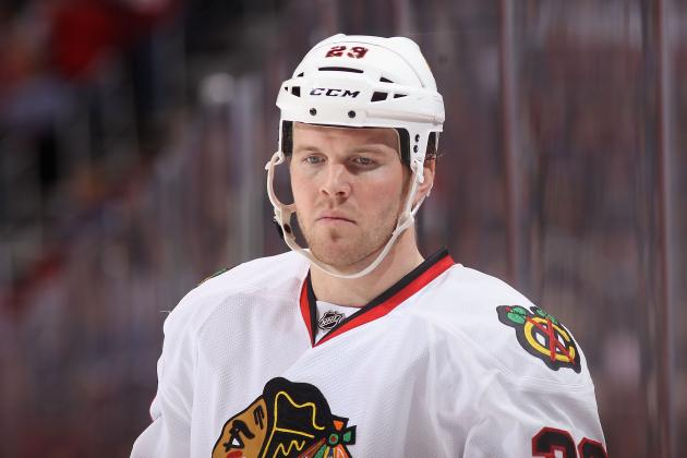 Chicago Blackhawks: Bryan Bickell Making the Most of a Contract Year
