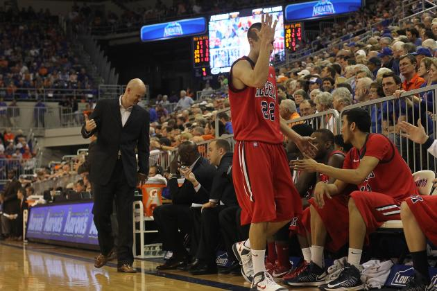 Marshall Henderson Breaks Rebels' Record for 3-Pointers in Season