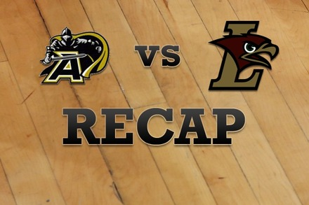 Army vs. Lehigh: Recap, Stats, and Box Score