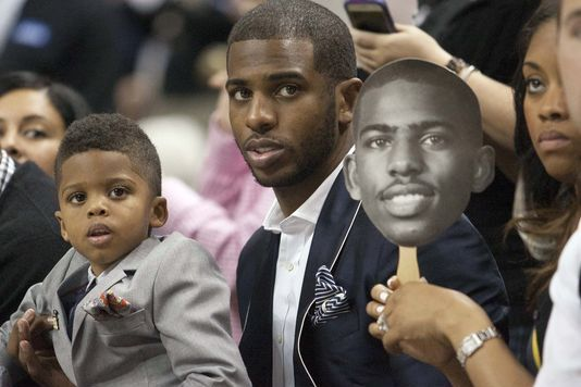 Wake Forest Retires Chris Paul's No. 3 Jersey in Loss to Maryland
