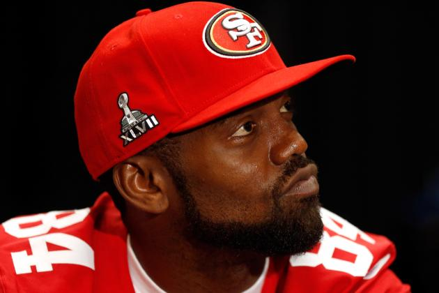 Randy Moss Reportedly Won't Return to 49ers in 2013