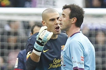 Valdés Blasts Ref: 'You Should Be Ashamed'