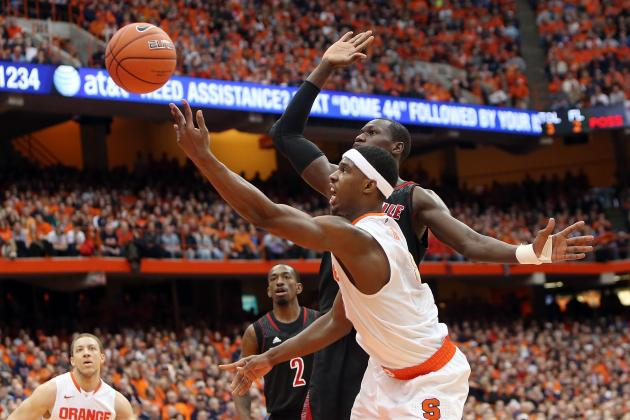 Dieng-Anchored Defense, Coupled with SU's Shooting Woes, Dooms the Orange