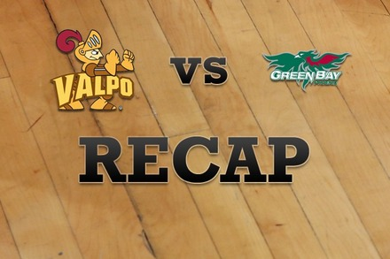 Valparaiso vs. Green Bay: Recap, Stats, and Box Score