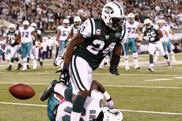 Darrelle Revis, Jets Reportedly Facing 'Ugly' Situation