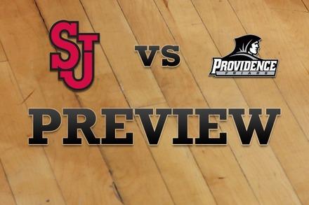 St John's vs. Providence: Full Game Preview